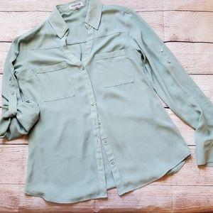 Mint Express Slim Fit Portofino Shirt